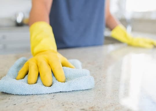 cleaniDisinfecting surfacesng surfaces