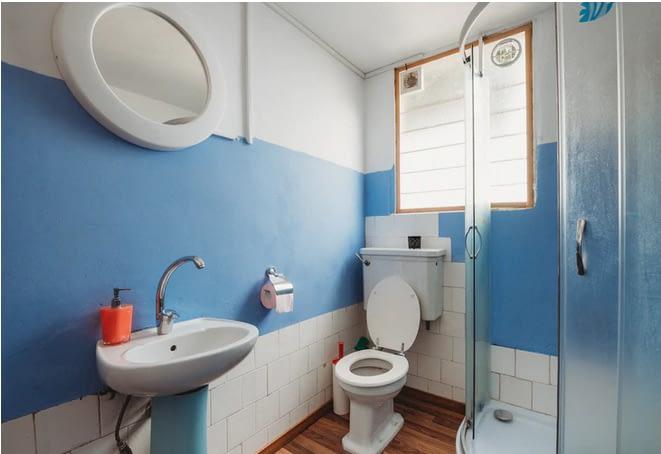 water-efficient toilet